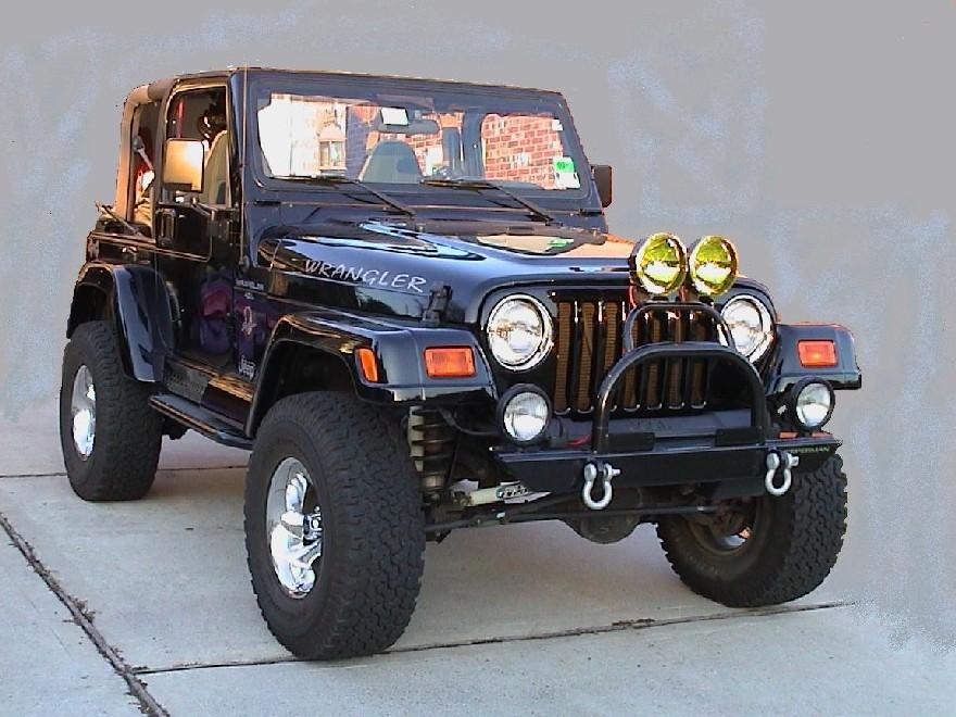 Jeep Wrangler Paint Jobs Car Interior Design